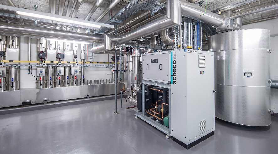 Optimierung Betriebsgelände Teaser IE Industrial Erweiterungsbau mit Energiekonzept